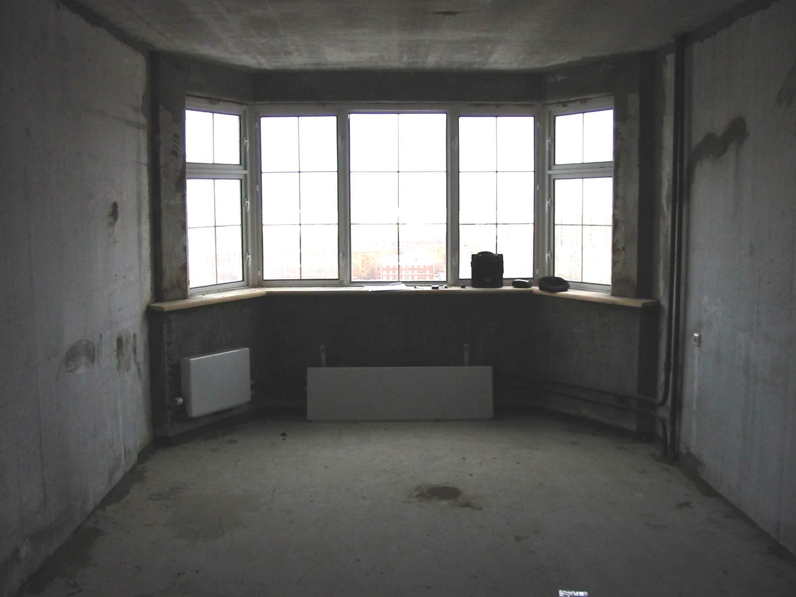 """Квартира от дск-1 в доме п44т """"без отделки""""."""